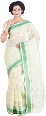 Purabi Saree Woven Tant Cotton Sari