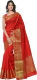 MINAXI Plain Bhagalpuri Tussar Silk Sari
