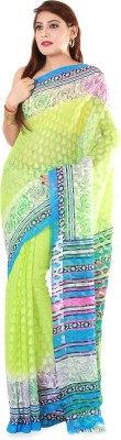 Bhavi Printed Fashion Net Sari