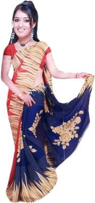 Suvida Printed Bollywood Georgette Sari