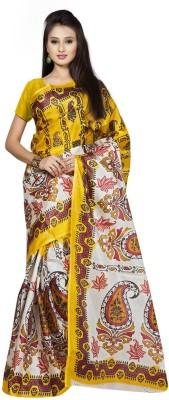 Viva N Diva Printed Fashion Taffeta Sari
