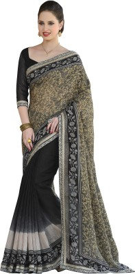 Varnilifestyle Printed Fashion Cotton Sari