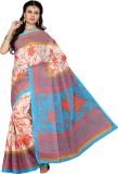 Mann Printed Daily Wear Cotton Saree (Mu...