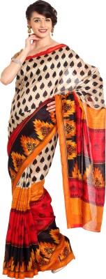 Aryahi Printed Fashion Art Silk Sari