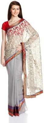 Aryahi Printed Fashion Net Sari