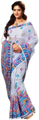 Ooltah Chashma Printed Fashion Handloom Cotton Sari
