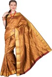 Shristi Self Design Fashion Handloom Bro...