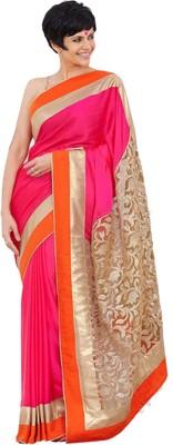 Suitsvilla Embriodered Bollywood Net Sari