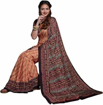Vipul Printed Bollywood Art Silk Sari