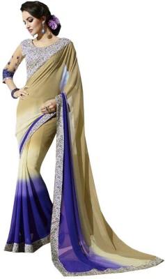 Mathura Digital Prints Fashion Georgette Sari