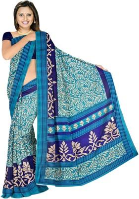 Manjaree Printed Bhagalpuri Silk Sari