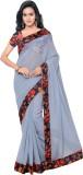 Satya Sita Floral Print Fashion Georgett...