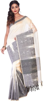 IndusDiva Woven Fashion Cotton Sari