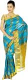 Mahaveersilkcreations Woven Kanjivaram A...
