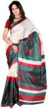 Moon Sarees Printed Murshidabad Handloom...