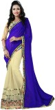 Navya Fashion Solid, Embellished, Self D...