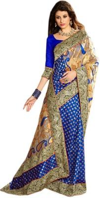 Vardhini Embriodered Fashion Silk Sari