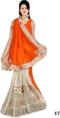 stylish sarees Embriodered Bollywood Net Sari