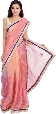 GetTogetherCreation Embriodered Fashion Net Sari