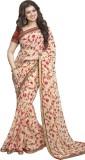 Darsh Floral Print Bollywood Georgette S...