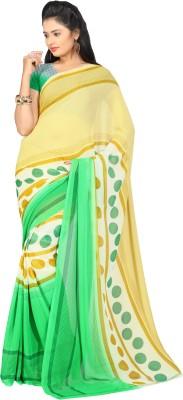 Bikaw Printed Bollywood Georgette Sari