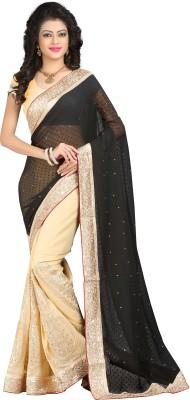 Kyara Embriodered Fashion Georgette Sari