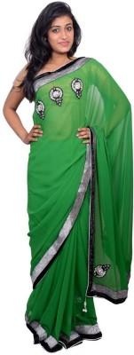 Kanchan Shree Embriodered Bollywood Georgette Sari
