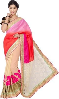 Deepika Couture Self Design Fashion Silk Sari