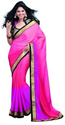 Fairy Fashions Self Design Bollywood Chiffon Sari