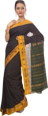 Dhammanagi Solid, Woven Ilkal Handloom Cotton Sari
