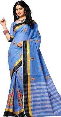 Kaveri Embriodered Fashion Cotton Sari