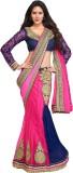 Saree Exotica Self Design Fashion Chiffo...