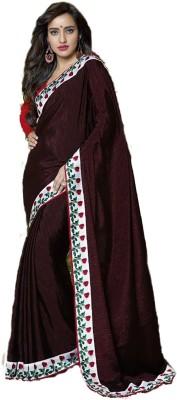 Varsiddhi Fashions Self Design Fashion Jacquard Sari