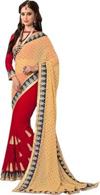 Surbhi Collection Embriodered Fashion Georgette Sari
