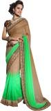Manvaa Embroidered Fashion Jacquard Sare...