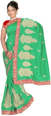 Chinco Self Design Manipuri Silk Sari