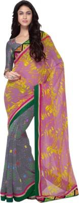 Tamannasaree Printed Daily Wear Georgette Sari