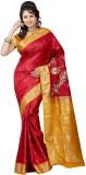 Anushree Saree Self Design Fashion Handl...