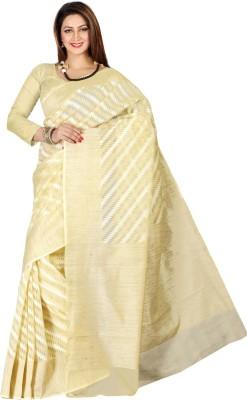 Izaa Fashion Self Design Fashion Tussar Silk Sari
