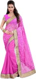 SAREE LAXMI Printed Fashion Georgette Sa...