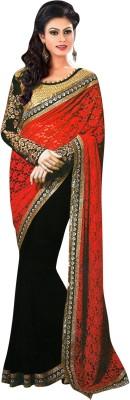 Limozine Creation Embriodered Fashion Net Sari
