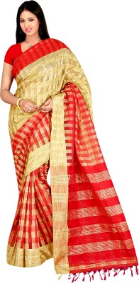 Winza Floral Print, Plain, Geometric Print, Self Design, Solid Bollywood Art Silk, Cotton Slub, Silk Sari