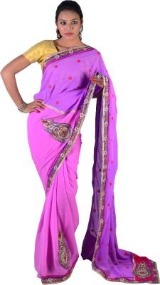 Ak designs Self Design Fashion Cotton Sari