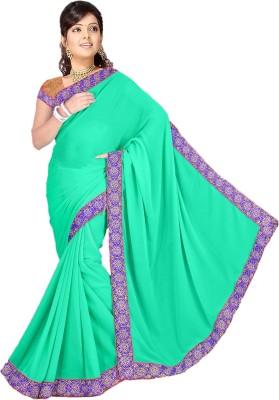 Shraddha Fashion Embriodered Fashion Chiffon Sari