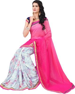 Laxmi Fashion Printed Daily Wear Georgette Sari