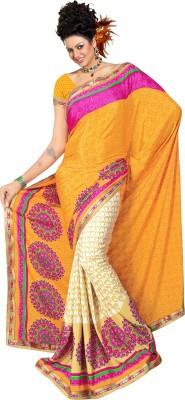 KumarSarees Printed Fashion Silk Sari