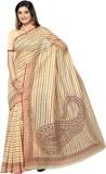 Triveni Printed Fashion Cotton Saree (Be...