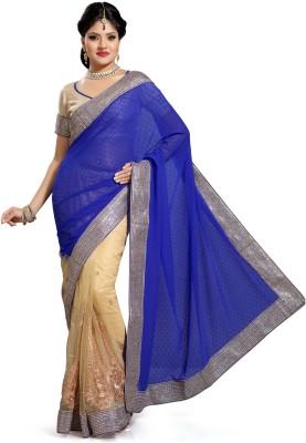 Deepika Couture Self Design Bollywood Net, Jacquard Sari