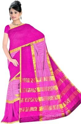 ST saree Woven Fashion Cotton Sari