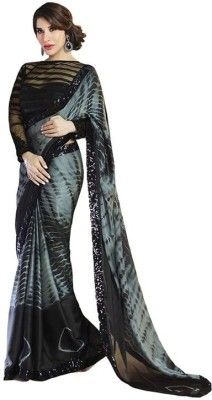 Vani Creations Self Design Fashion Chiffon Sari